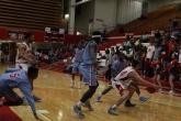 Bailey Falkenstein, 11, whips the ball around.