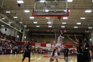 Tre' Coleman with the layup.