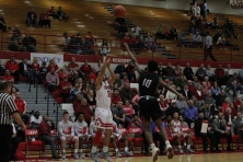Cam Nothern with the deep jump shot.