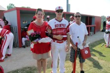 Senior Nick Grider